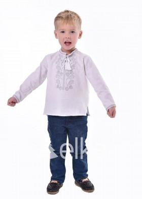 Детская вышиванка Гром