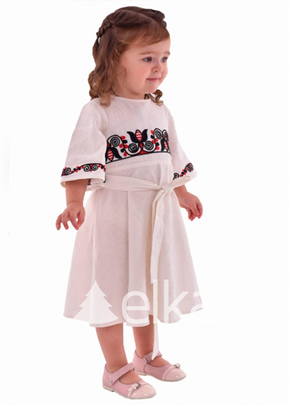 Платье вышиванка Берегиня