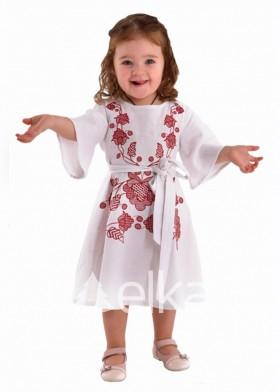 Платье вышиванка Громовица