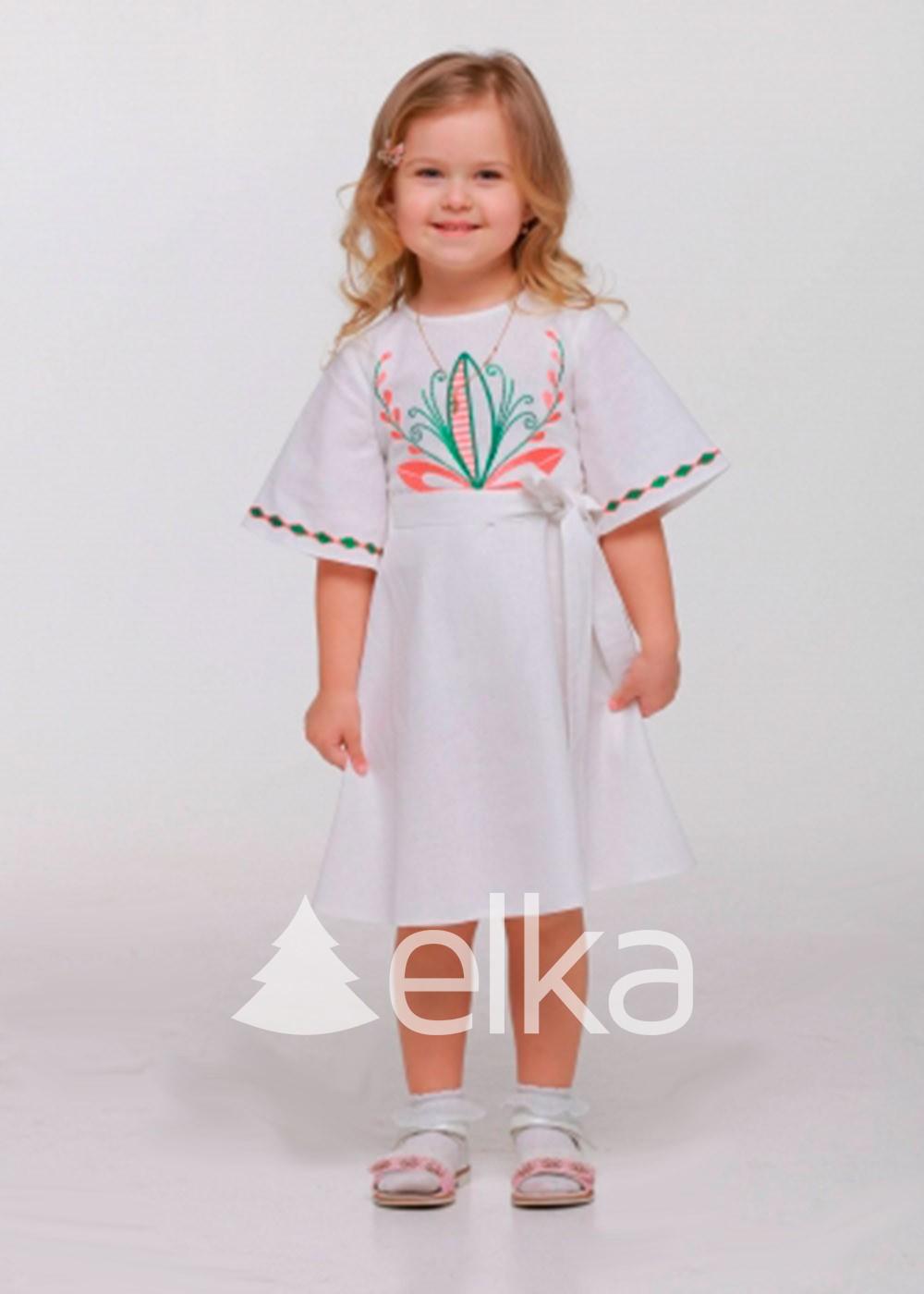 Платье вышиванка Пробуждение