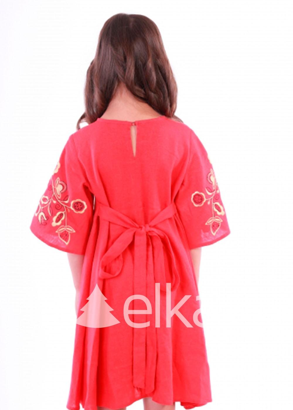 Платье вышиванка Находка