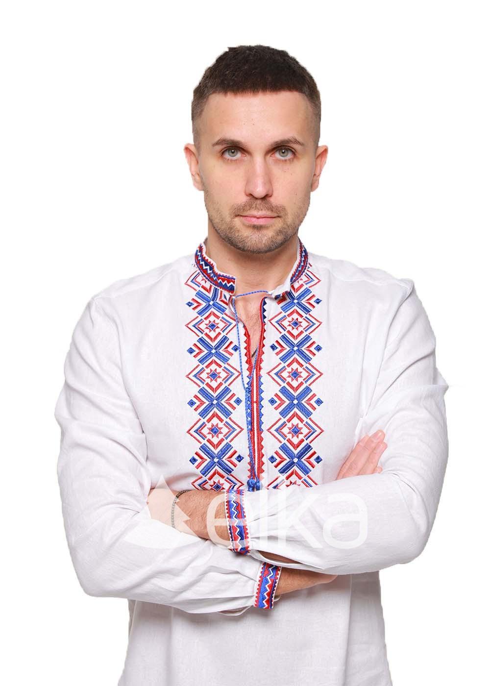 Вышиванка Ромбы Косач