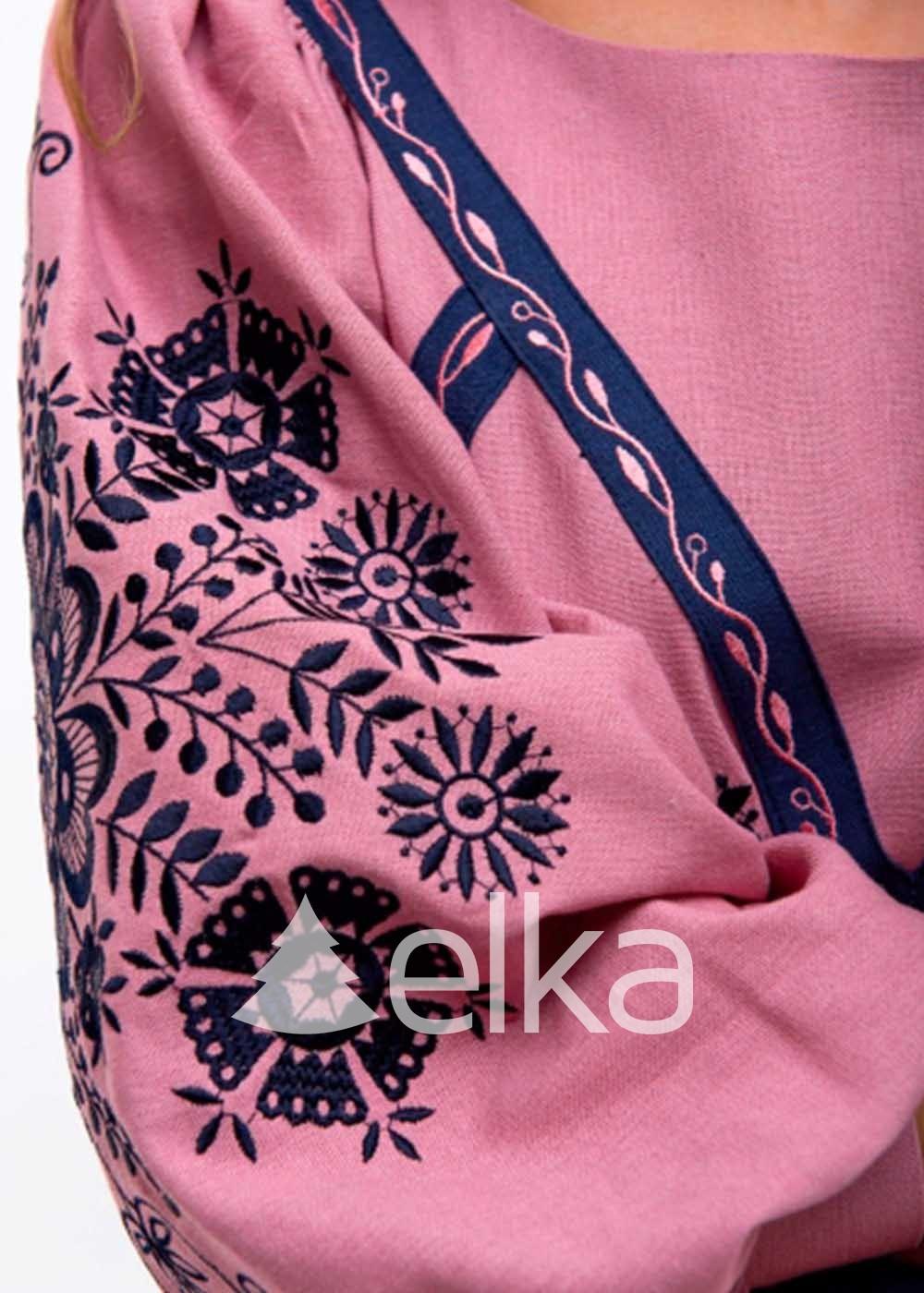 Платье вышиванка Росинка