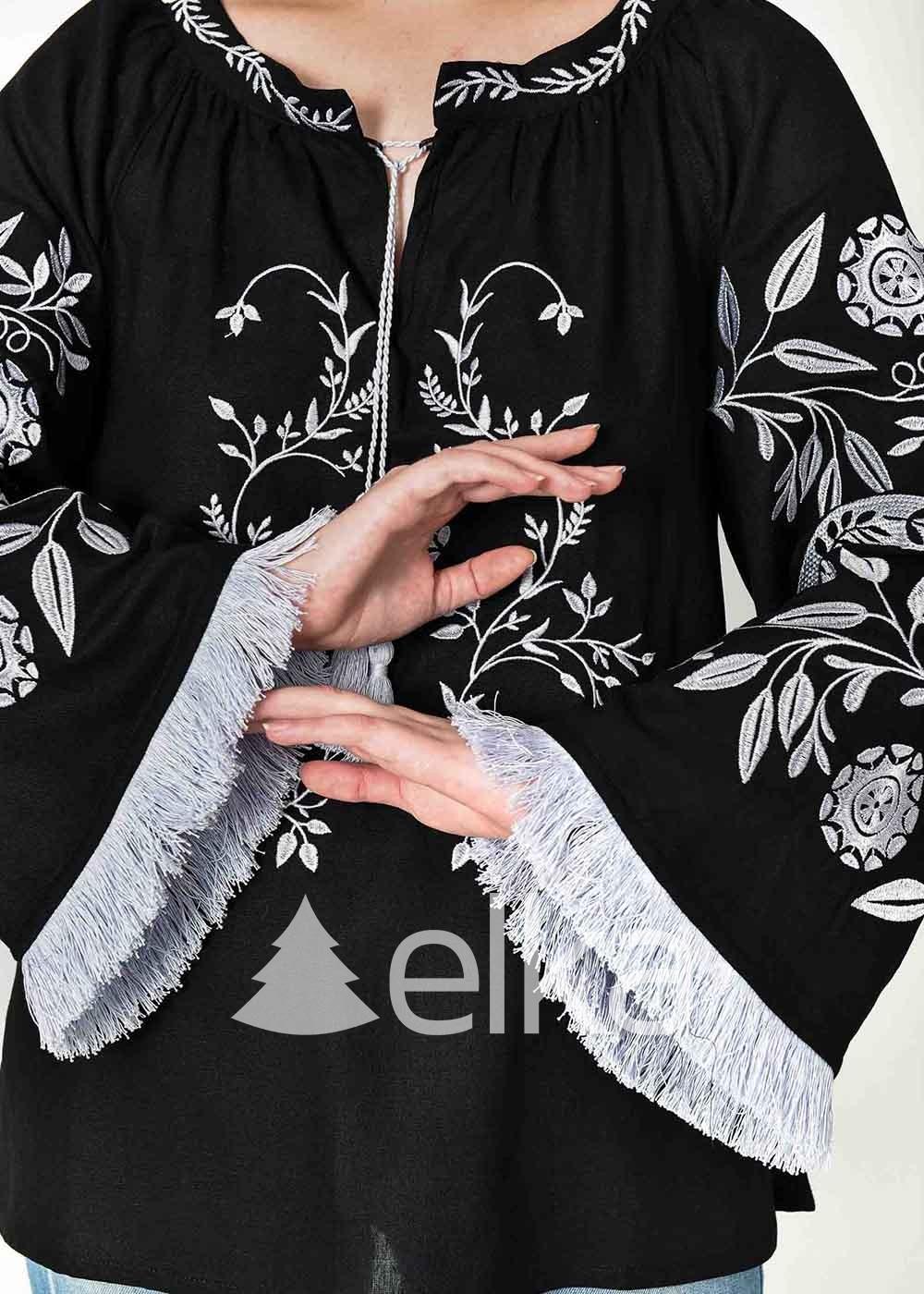 Вышиванка женская Чорнобривка