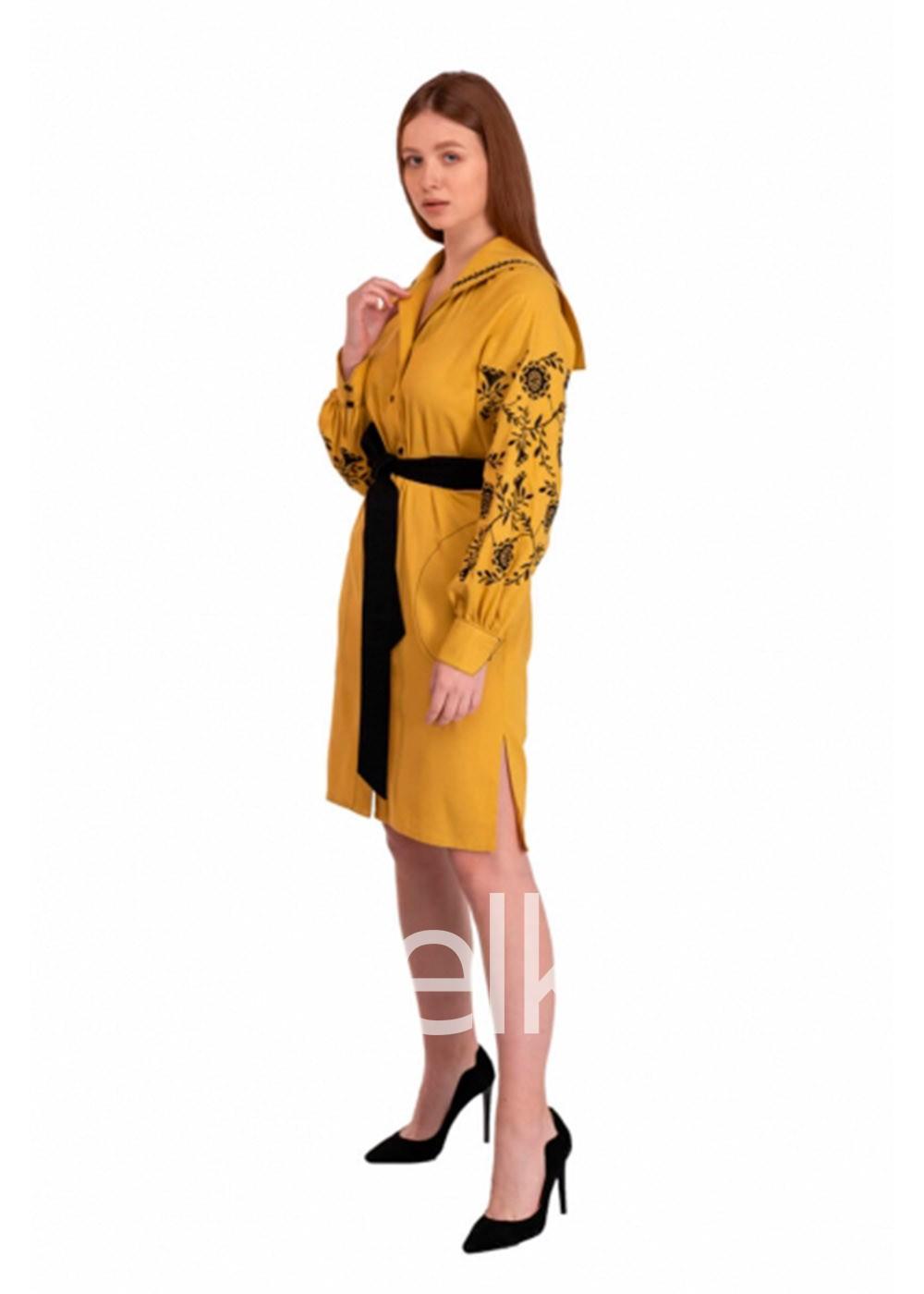 Платье вышиванка Рута