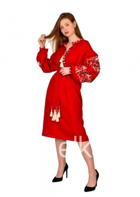 Платье вышиванка Владарка