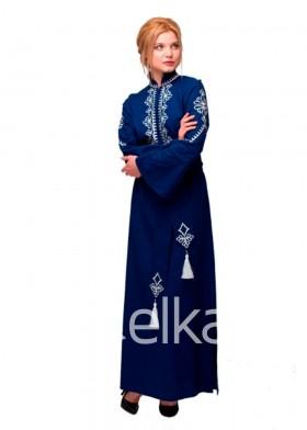 Платье вышиванка Роксоляна