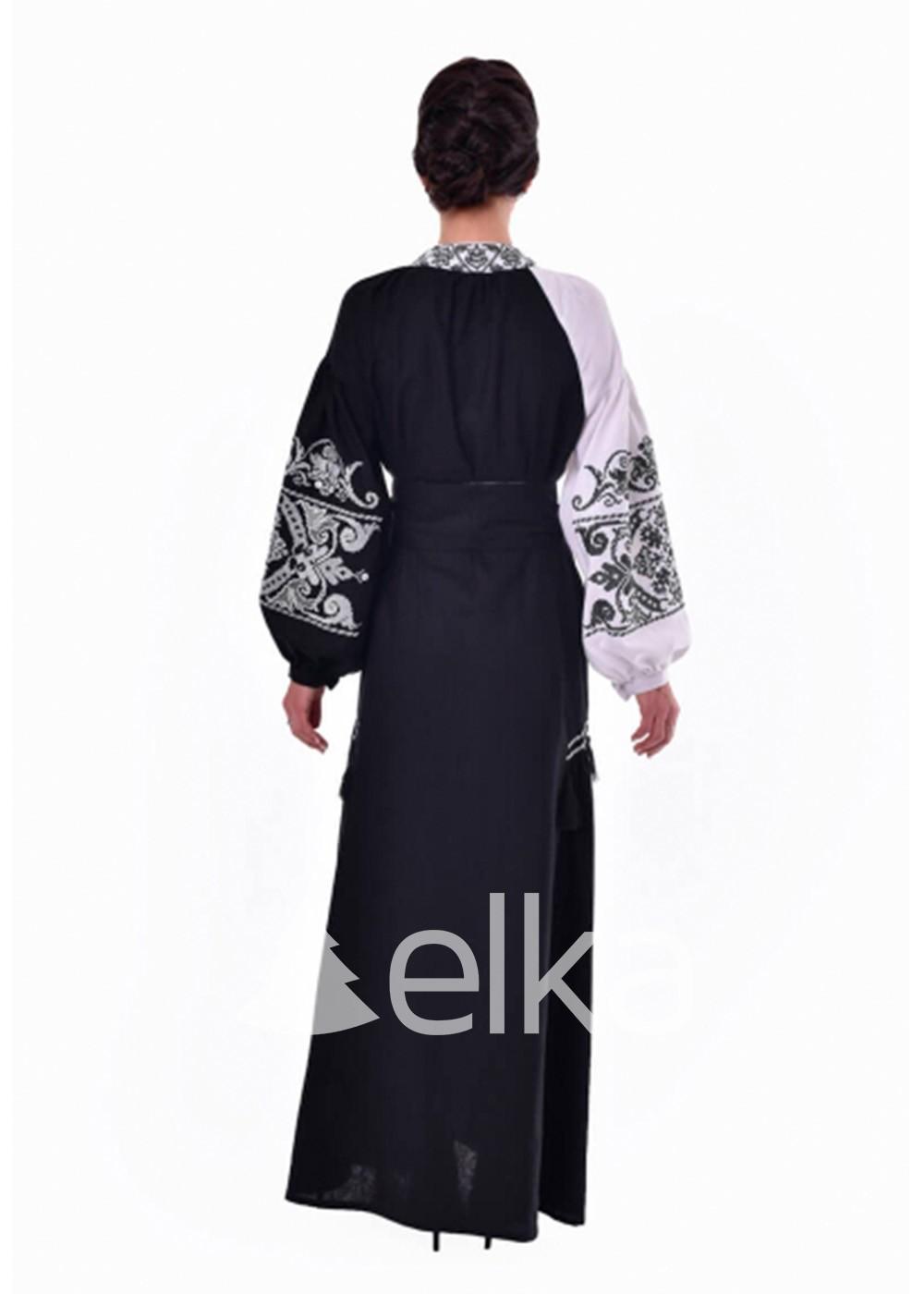 Платье вышиванка Жасмин