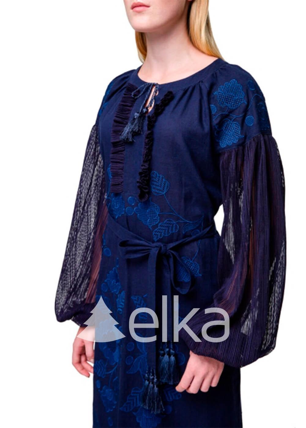 Платье вышиванка Мольфарка
