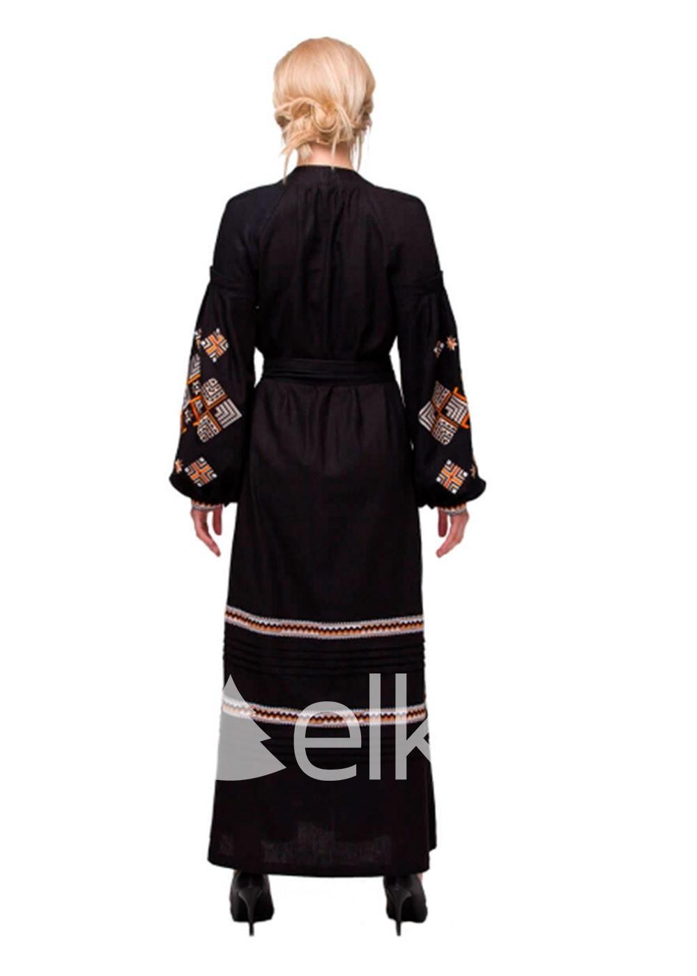Платье вышиванка Ромбы Косач