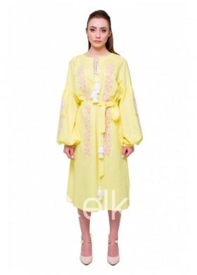 Платье вышиванка Невесточка