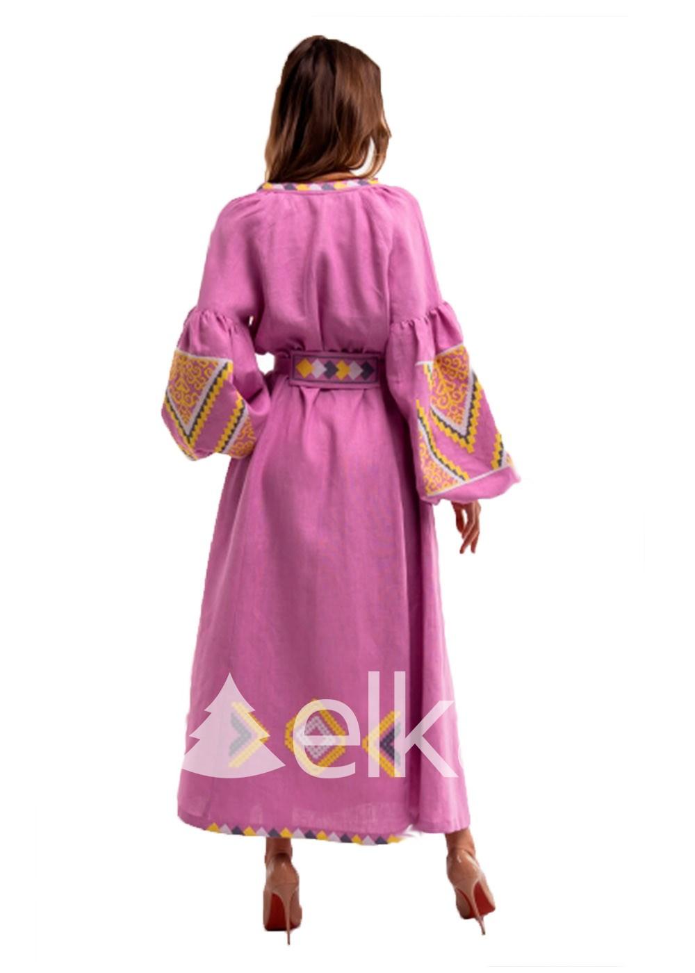 Платье вышиванка Вырий
