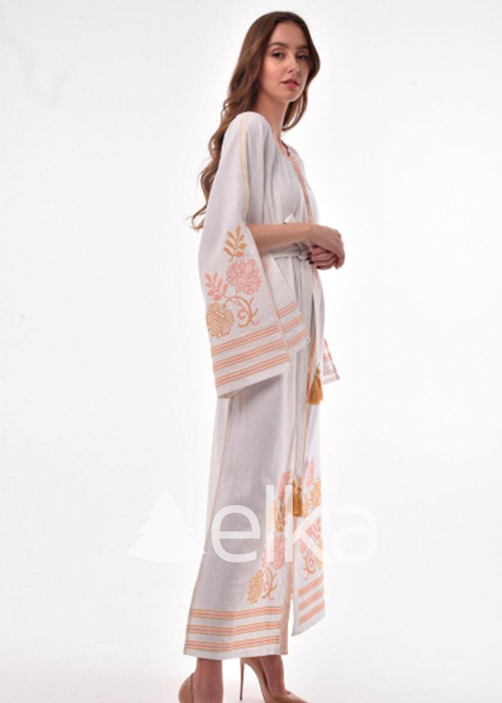 Платье вышиванка Княгиня