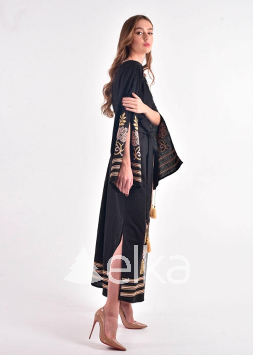 Платье вышиванка Княжна