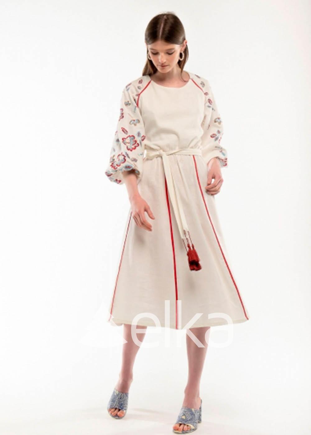 Платье вышиванка Ясочка