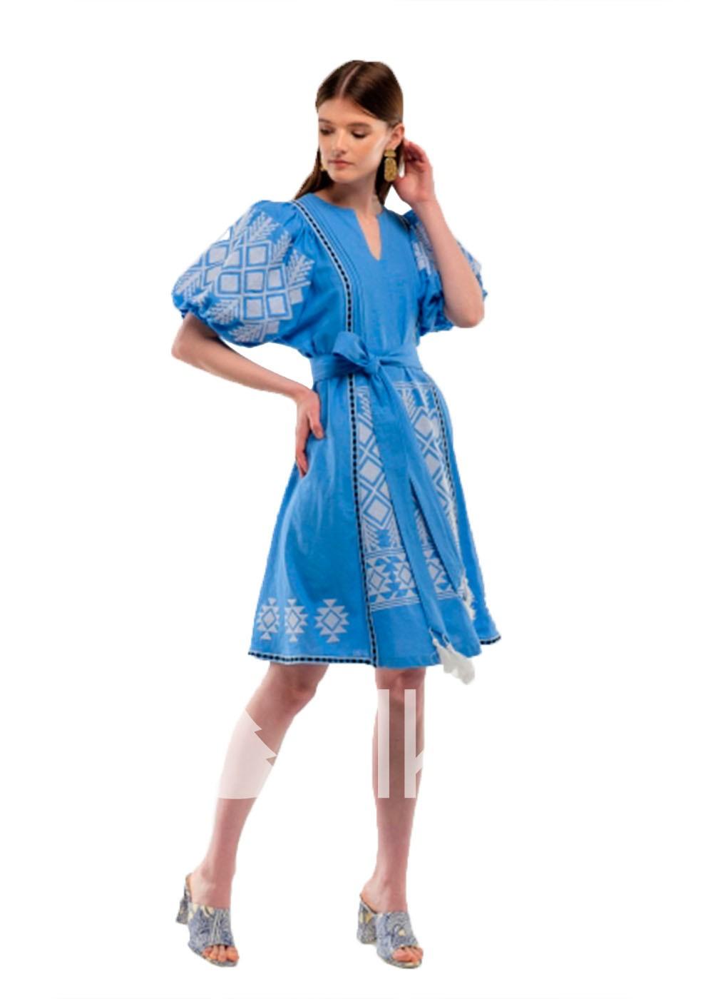 Платье вышиванка Мылося
