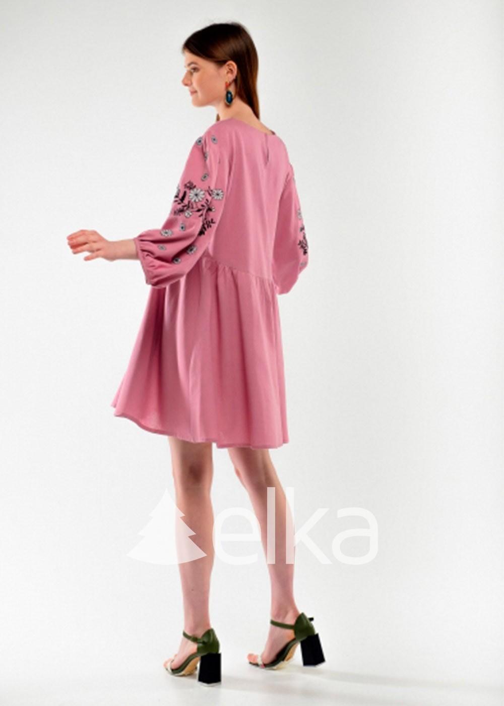 Платье вышиванка Зозуля