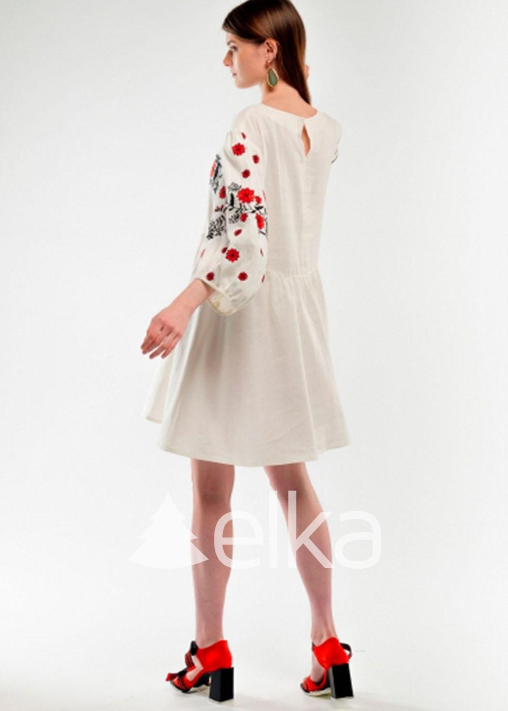 Платье вышиванка Зозулька