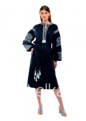 Платье вышиванка Спадок