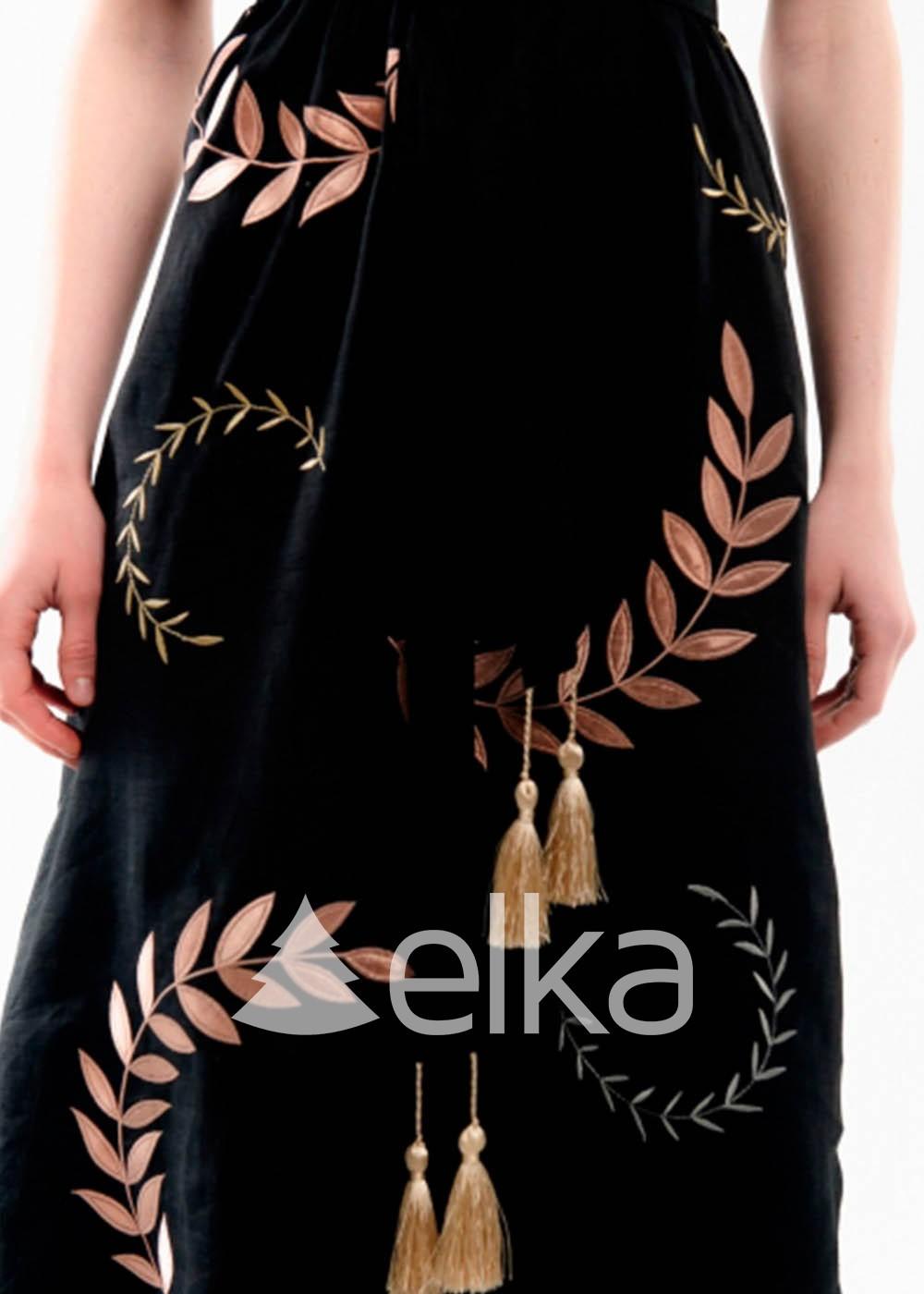 Платье вышиванка Панночка