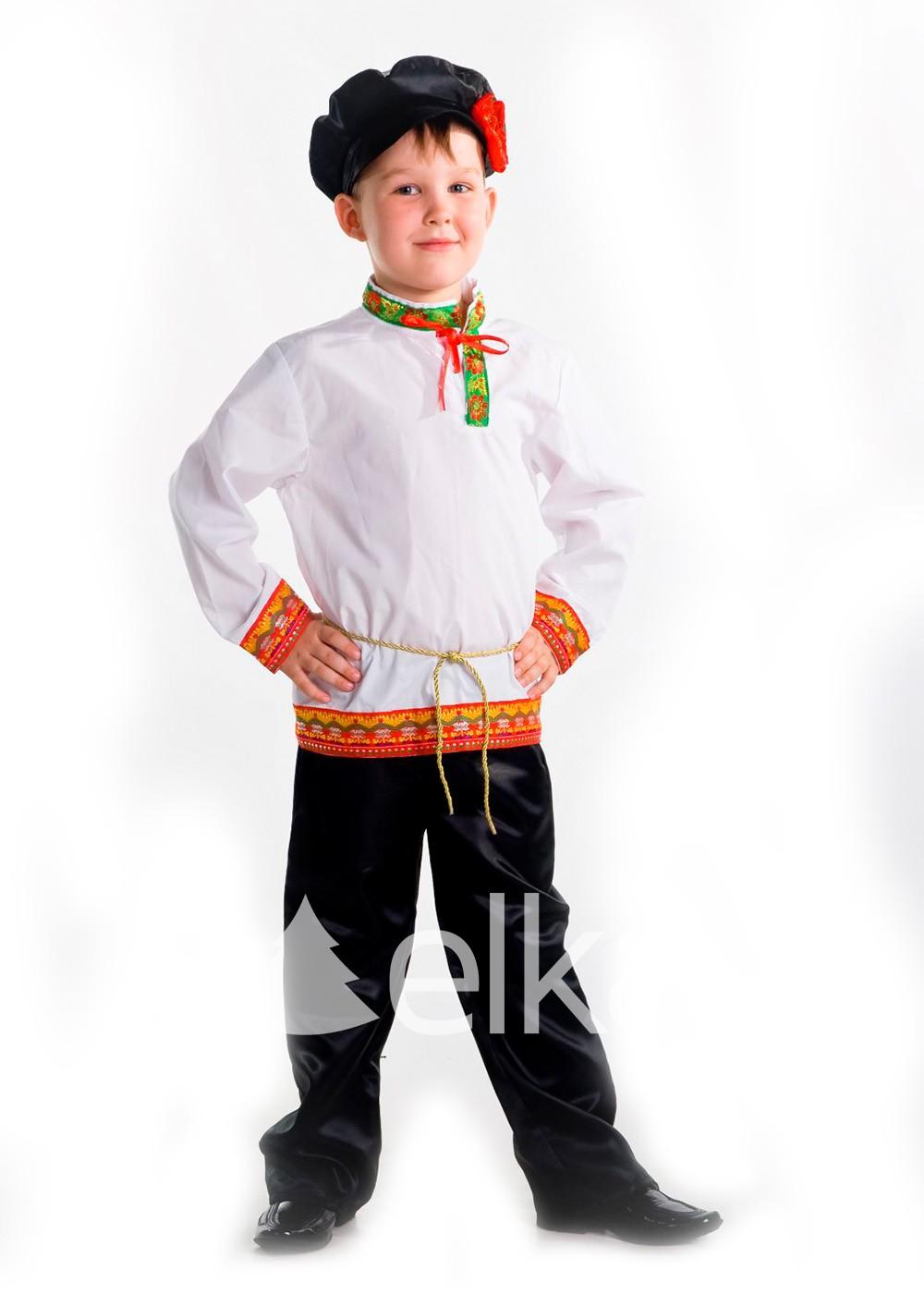 Костюм Национальный для мальчика