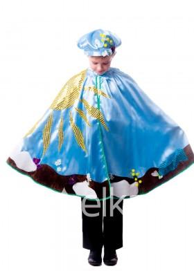Костюм Месяц Март весна тучка солнце