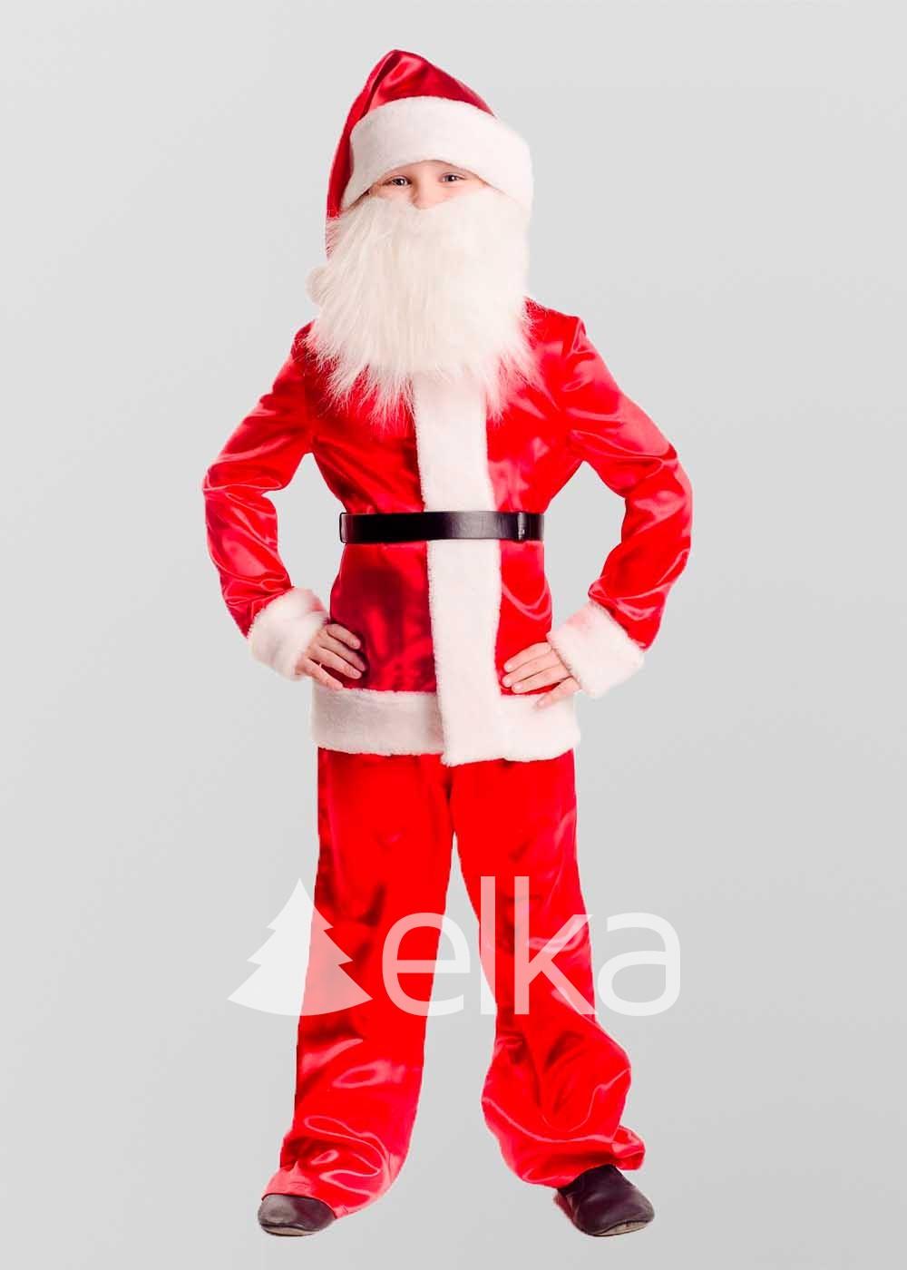 Костюм Санта Клаус для мальчика