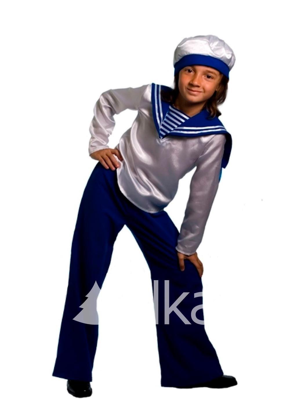 Костюм Матроса для мальчика моряка