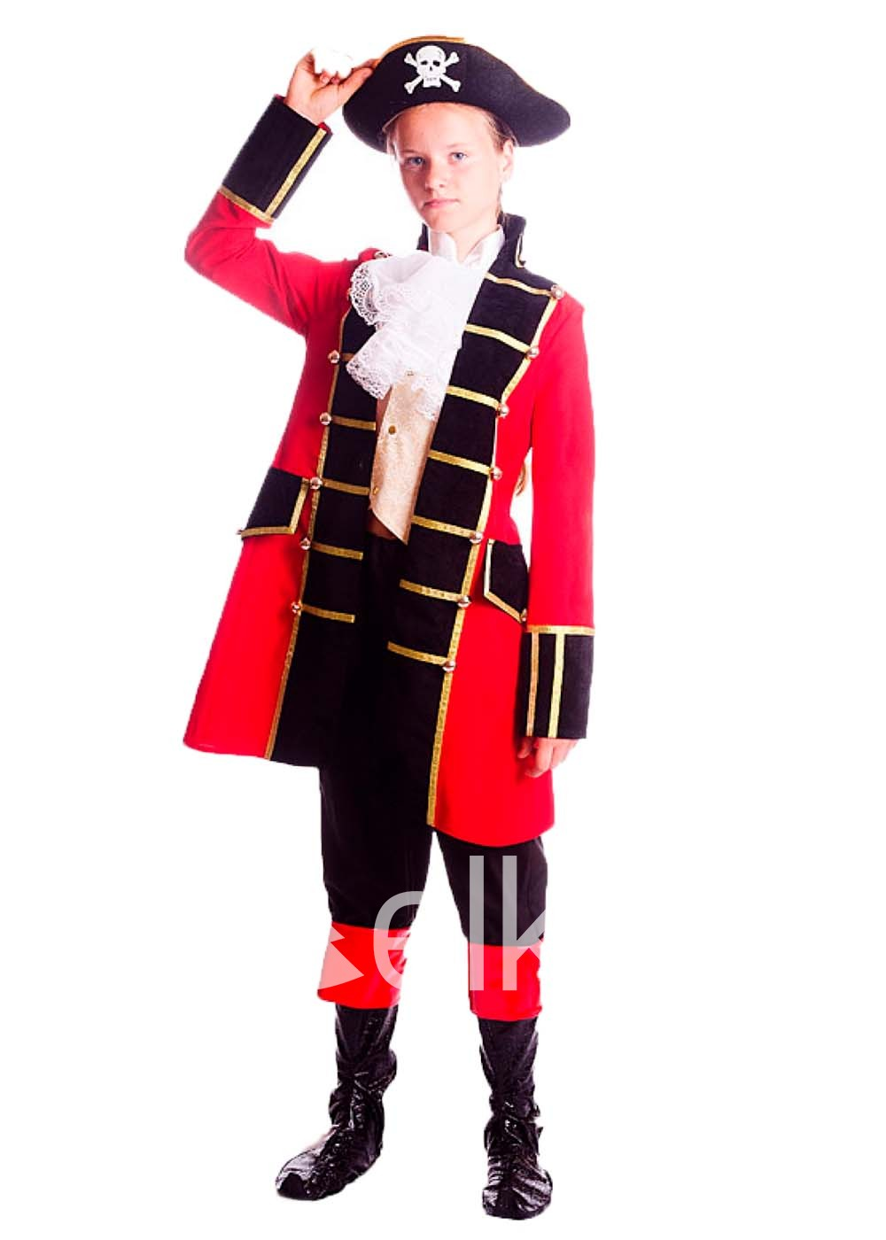 Костюм Капитана Пиратов для мальчиков