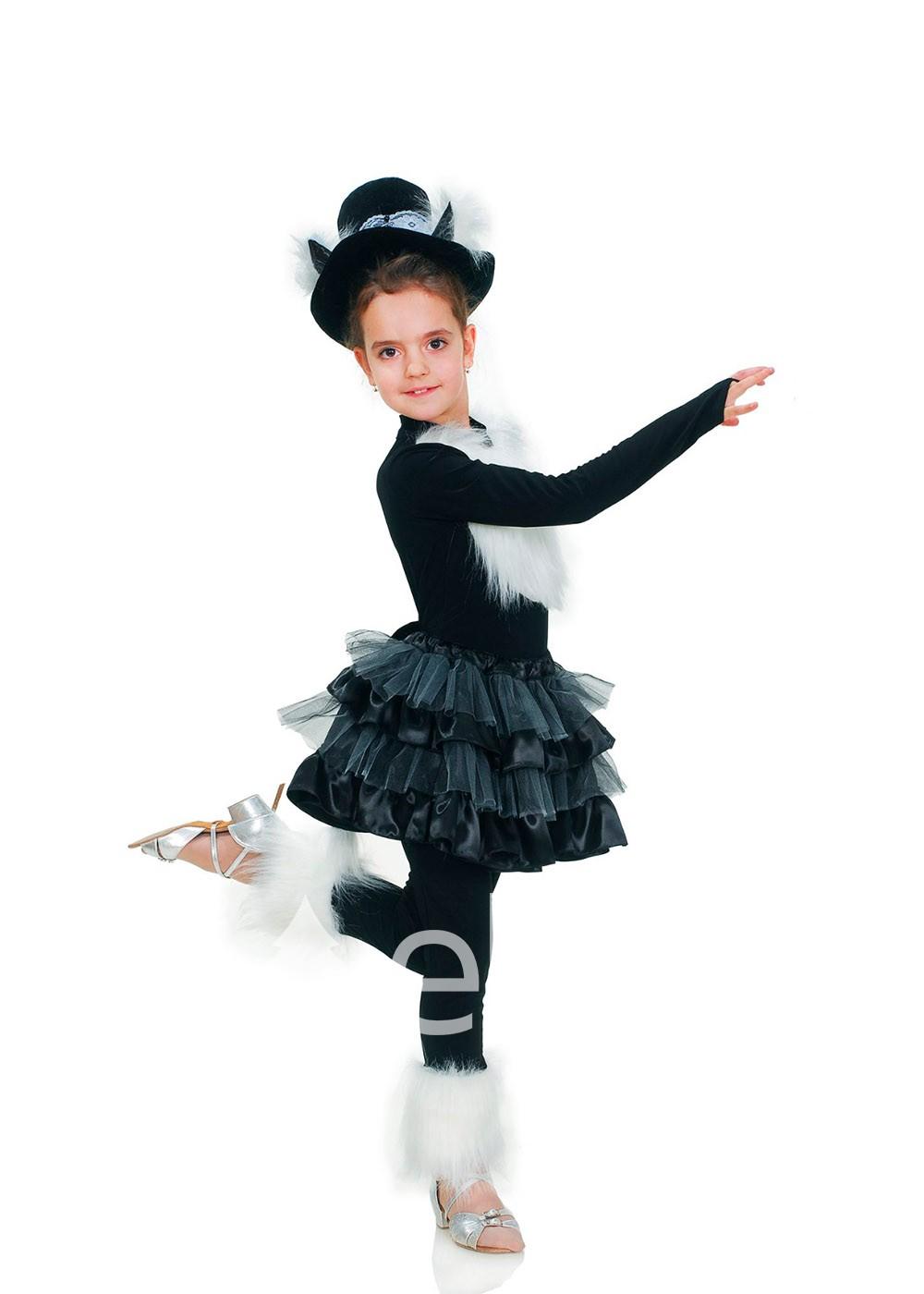 Костюм черная Кошечка