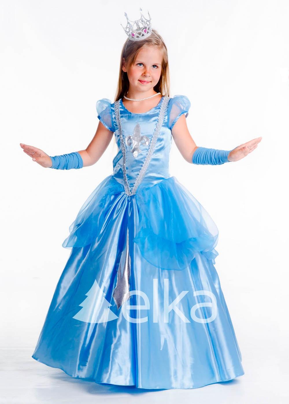 Костюм Золушка принцесса