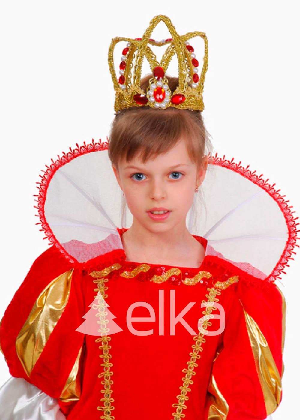Костюм Королева для девочки