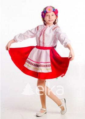 Костюм Украинка для девочки