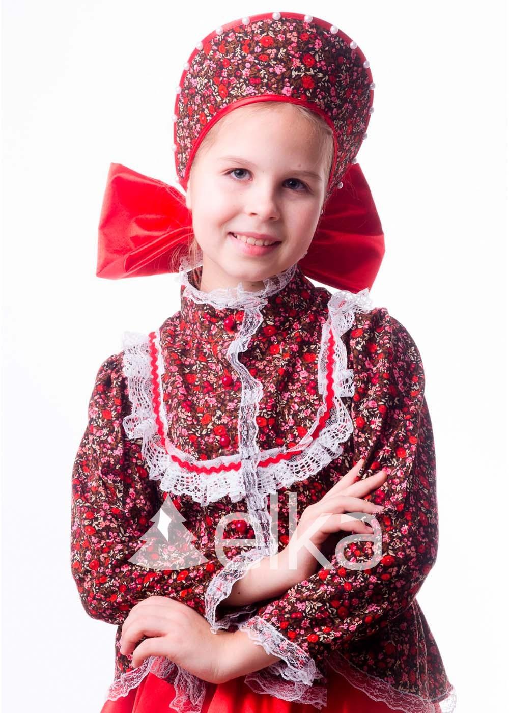 Костюм Кадриль Кубанская
