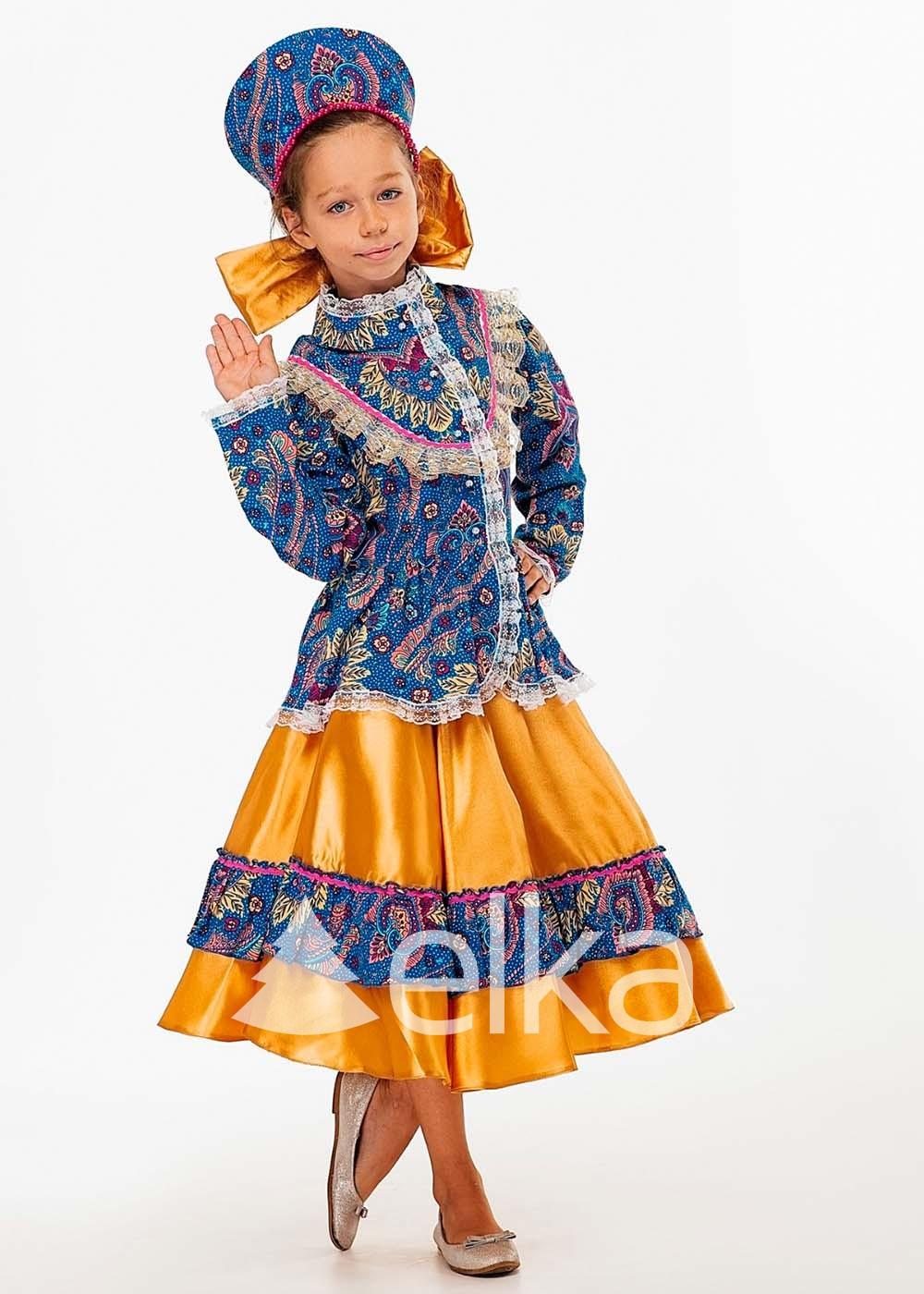 Костюм Кадриль Кубанская для девочки