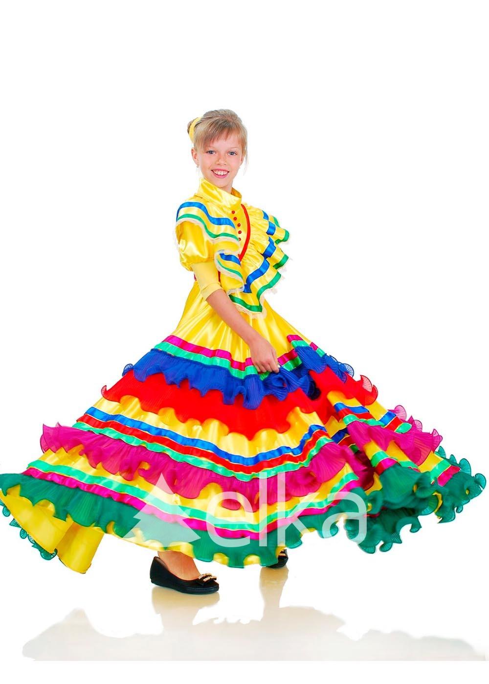 Костюм Мексиканка