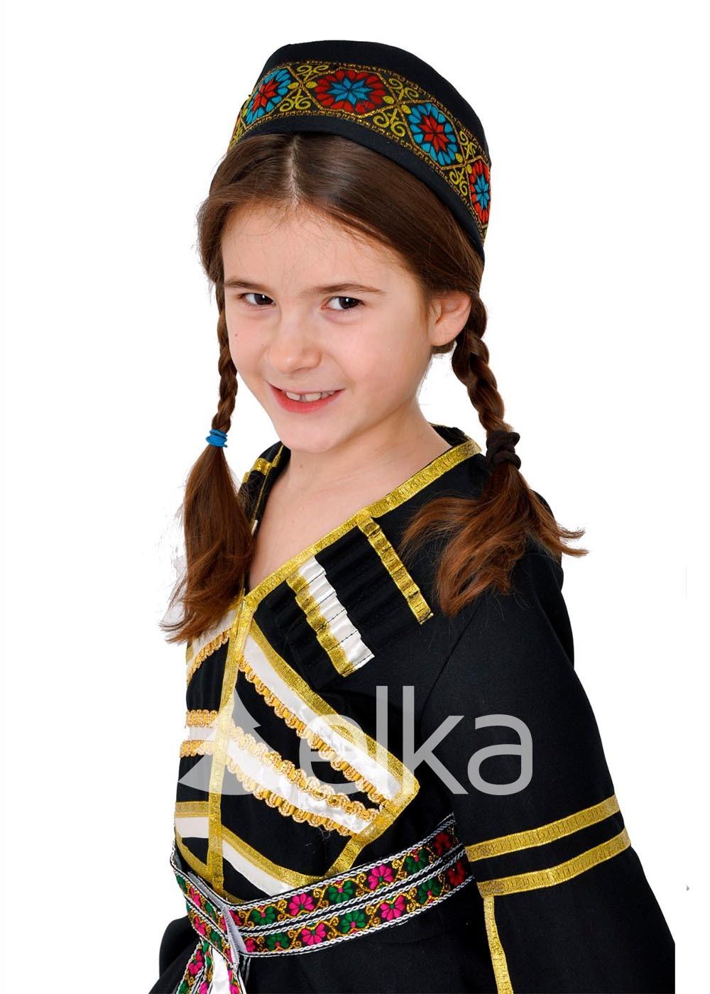 Костюм Грузинки для девочки