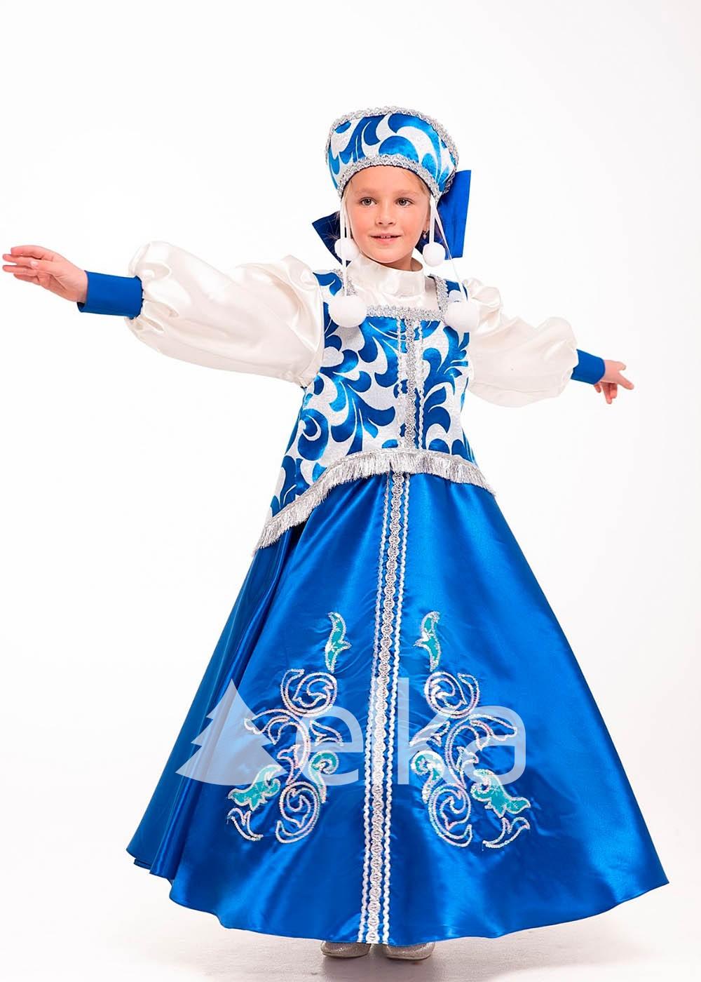 Костюм Снегурочка Метелица