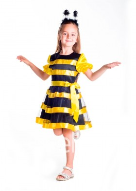 Костюм Пчелы для девочки