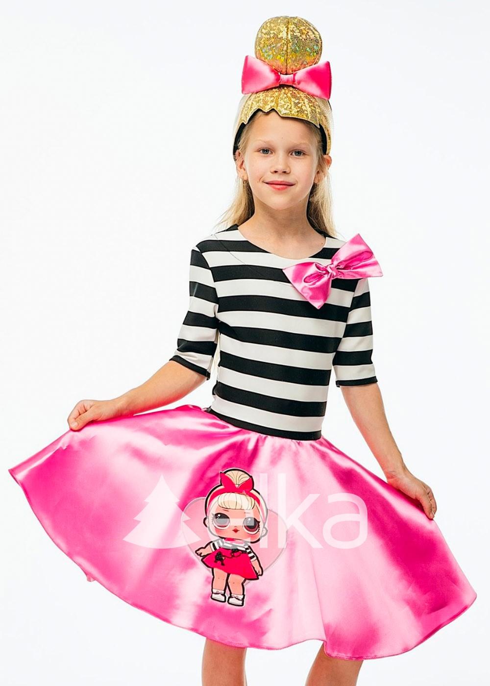 Кукла ЛОЛ Леди Свинг