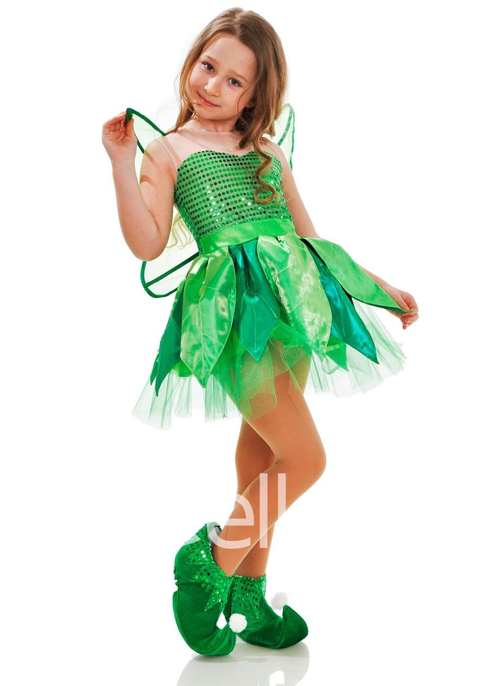 Новогодний костюм феи
