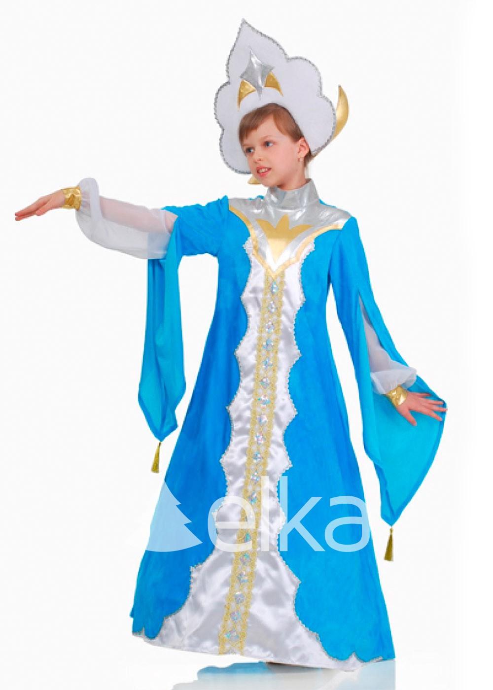 Костюм Царевны - Лебедь королева