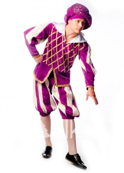 Костюм Гамлета принц