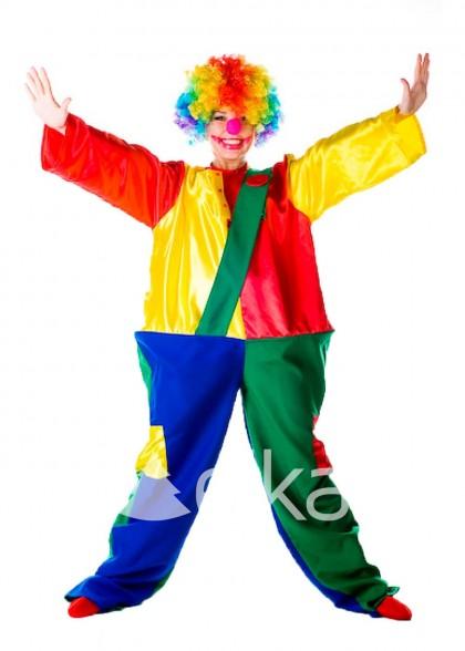 Костюм Клоуна на каркасе
