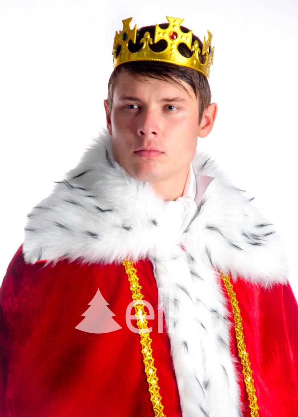Костюм Короля взрослый