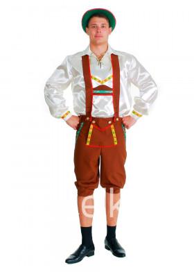 Костюм Баварский мужской