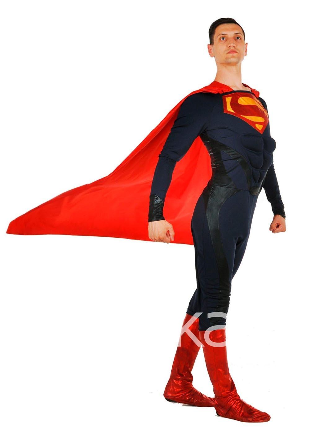 Костюм Супермена взрослый