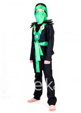 Детский костюм Ниндзяго (зеленый)