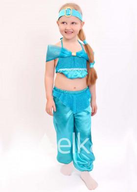 Карнавальный костюм Жасмин принцесса