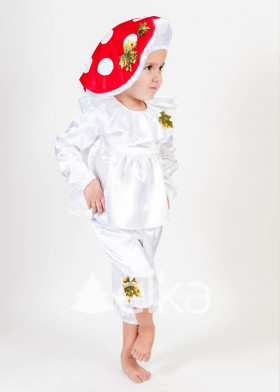 Карнавальный костюм Мухомора гриб